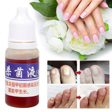 Load image into Gallery viewer, 5pcs/Pack 10ml Health Liquid Disinfected Nail Fungus Treatment Nail Care Oil Products To Clean Remove Nail Onychomycosis TSLM2
