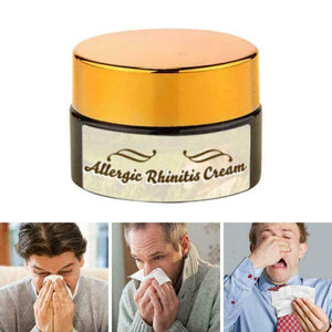 2019 Ointment for Chronic Allergic Rhinitis Sinusitis Nasal Obstruction 20ml Avoid Allergic Rhinitis Neti Sneezing Plaster TSLM1