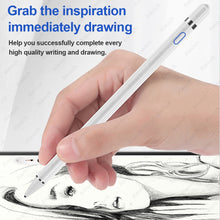 Load image into Gallery viewer, Touch Pen For Stylus Apple Pencil iPad iPhone 6 7 8 Plus X XS 11 Pro Max For Samsung Huawei Xiaomi OPPO Vivo Smartphone Tablet