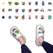 Load image into Gallery viewer, 1pcs Cute Medical Supply Blood bag PVC Croc Shoes Charms Accessories Decorations Bicycle Cactus Jibz Fit Bracelets Kids Gift