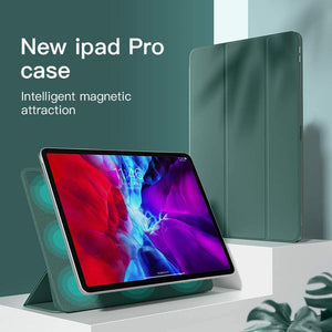 Case for New iPad Pro 11 2020 Case Pro 2020 12.9 2nd 4th Generation, Strong Magnetic Case Capa Funda Support Apple Pencil