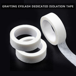 1 Roll Wholesale Breathable Easy To Tear Supply Medical Tape Technician Under Patches Eyelash Extension Eyelash Extension Tape
