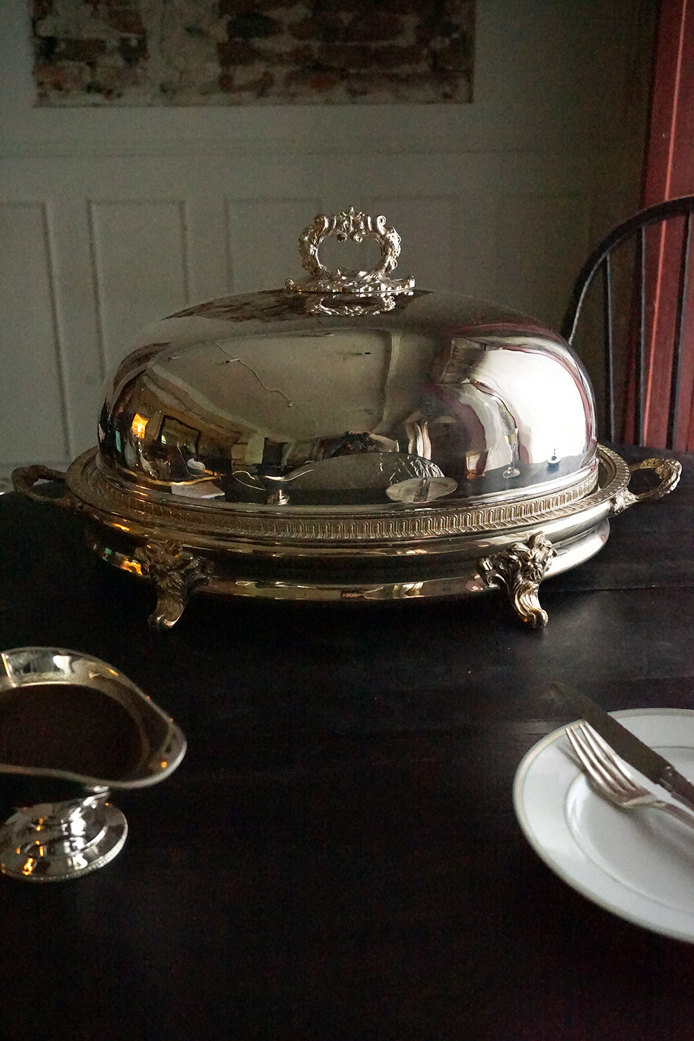 FUENTE CHAFING DISH