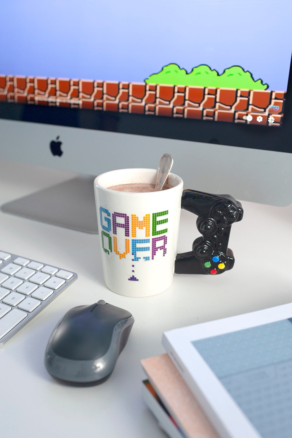 TAZA ASA GAME OVER