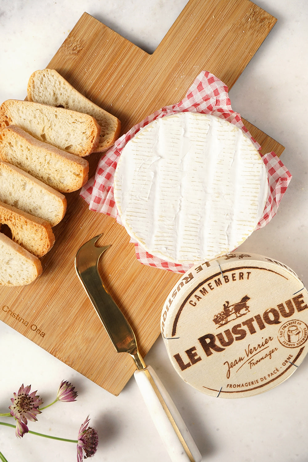 QUESO CAMEMBERT RUSTIQUE