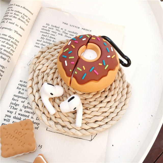 Trap Donuts Style Case for AirPods