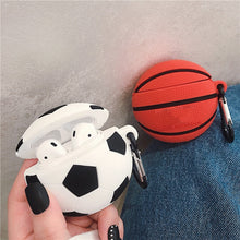 Load image into Gallery viewer, Trap Football And Basketball case For AirPods 1&2