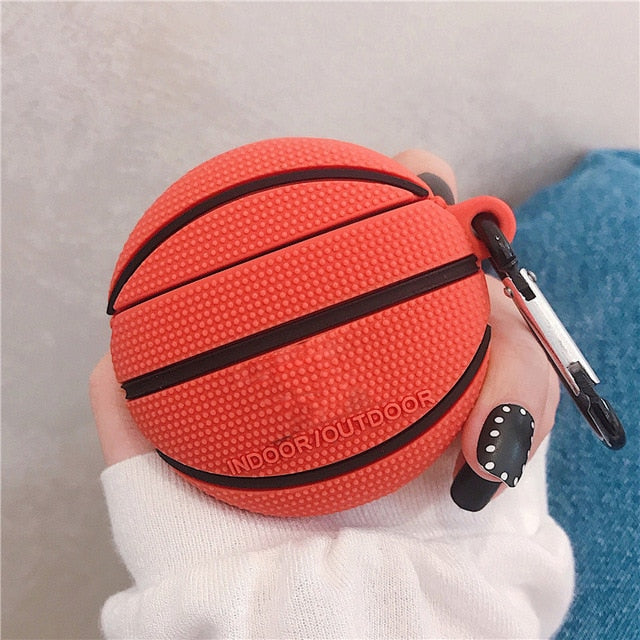 Trap Football And Basketball case For AirPods 1&2