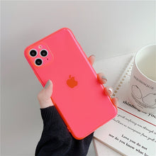Load image into Gallery viewer, Trap Neon Fluorescent Colours Case for Iphone