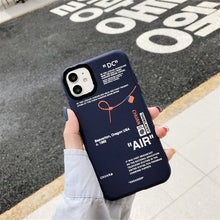Load image into Gallery viewer, Trap Nike Off-White Matte Case