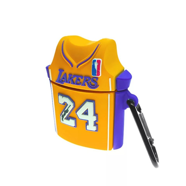 Trap Basketball Lakers AirPods Cases for AirPods 1&2