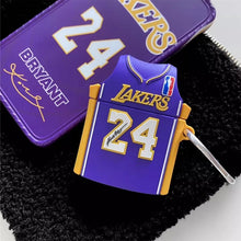 Load image into Gallery viewer, Trap Basketball Lakers AirPods Cases for AirPods 1&2