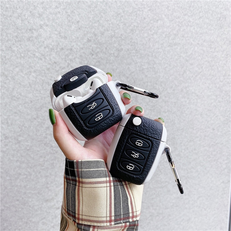 Trap Car key Headset Cases
