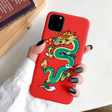 Load image into Gallery viewer, Trap Dragon IPhone Case