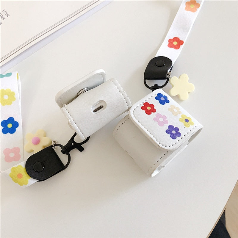 Trap Flowers Style AirPods Case 1&2