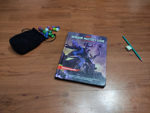 Dungeon Master's Guide - 5th Edition