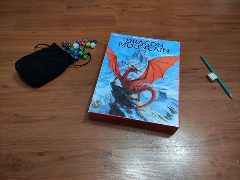 Dragon Mountain - 2nd Edition