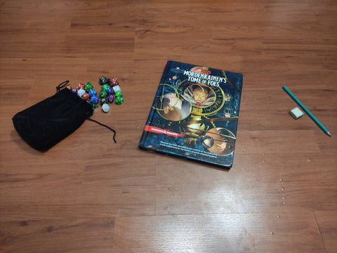 Mordenkainen's Tome of Foes (5th Edition)