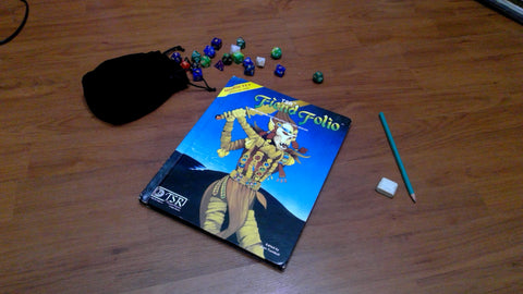 Fiend Folio 1st Edition