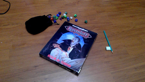 Ravenloft Realm of Terror 2nd Edition