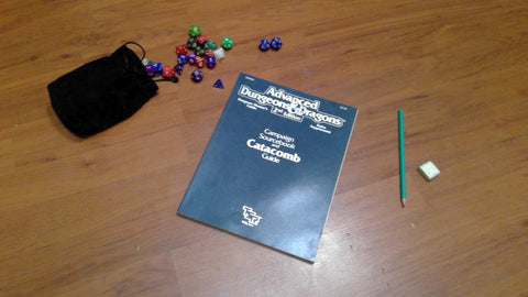 Campaign Sourcebook and Catacomb Guide 2nd Edition