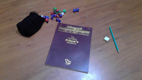 The Complete Priest´s Handbook 2nd Edition