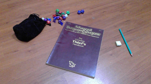 The Complete Thief's Handbook 2nd Edition