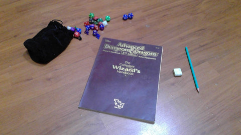 The Complete Wizard's Handbook 2nd Edition