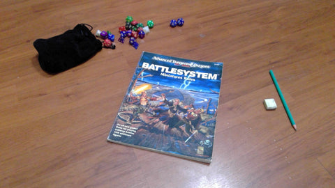 Battlesystem Miniatures Rules 2nd Edition