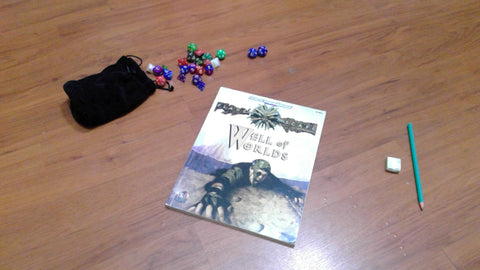 Well of Worlds 2nd Edition Planescape