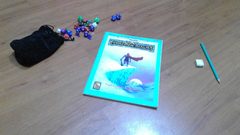 The Great Glacier 2nd Edition Forgotten Realms