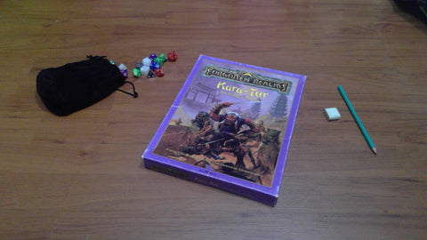 Kara Tur 1st Edition Forgotten Realms