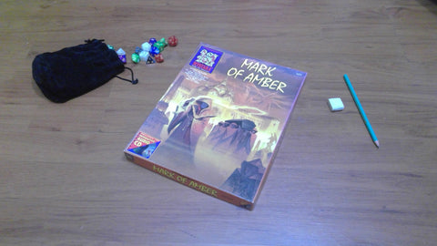 Mark of Amber 2nd Edition Mystara