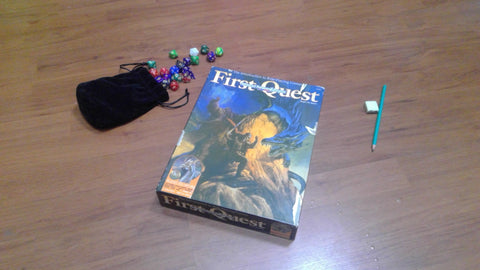 First Quest 2nd Edition