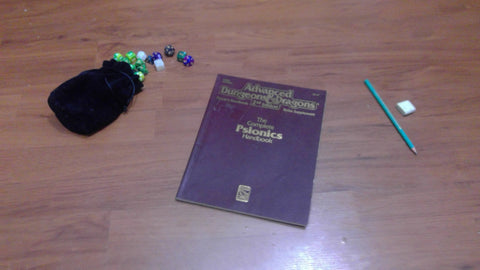 The Complete Psionics Handbook 2nd Edition