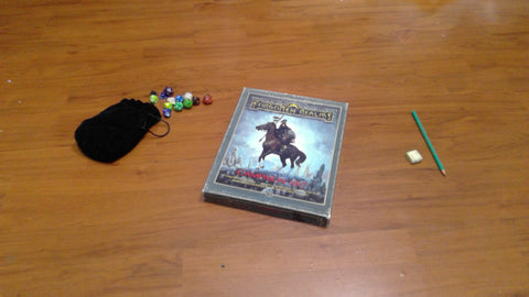 Forgotten Realms Campaign Set (1st Edition)