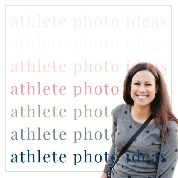 5 Easy and Fun Spring Sports Photo Ideas (Girls Edition) (#5 is My Favorite)