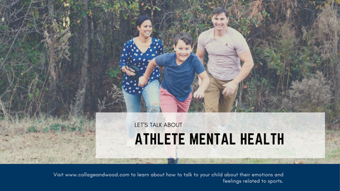 Athlete Mental Health: Crystal from Collage and Wood shares insights from coaches