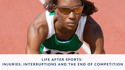 Life After Sports, Female Track Athlete