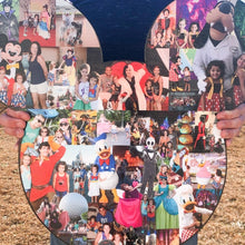 Load image into Gallery viewer, Giant Vacation Collage, Disney Vacation Collage, Giant Memory Maker Photo Collage - collageandwood