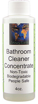 Bathroom Cleaner Concentrate 4oz