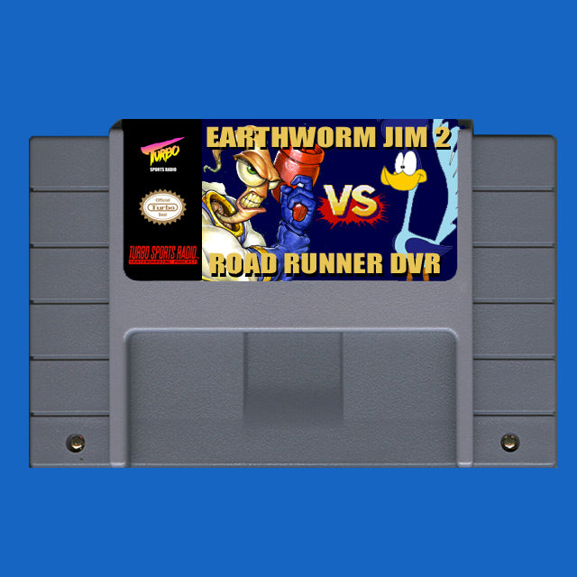 #62 VS. Battle Edition: Earthworm Jim 2 Vs. Road Runner