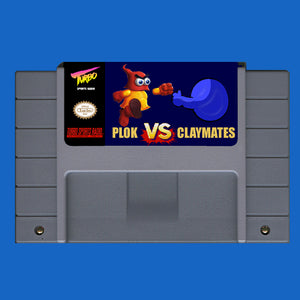 #58 VS. Battle Edition: Plok! vs Claymates