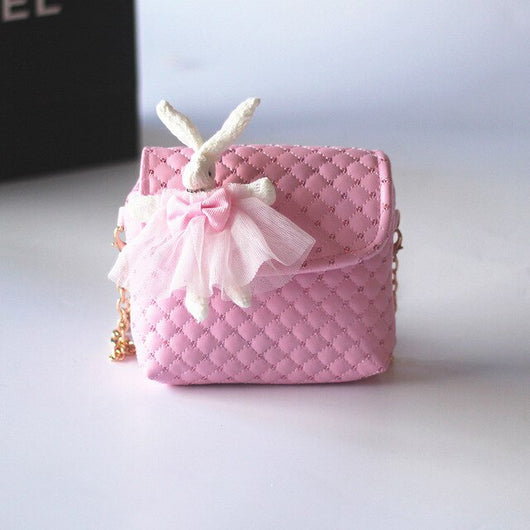 Cute Baby Mini Coin Purse Kids Small Zero Wallet Pouch Handbag Girls Princess Flower Crossbody Bags Money Change Purse Gift