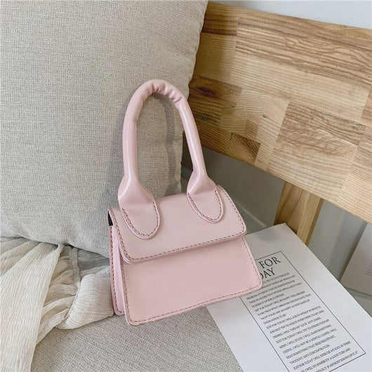 Monsisy New Women Small Bag Girl Purse and Handbag Totes Fashion PU Kid Change Purse Children Cross body Bag Lady Mini Bag Gifts