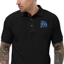 Load image into Gallery viewer, Veltios Embroidered Polo Shirt