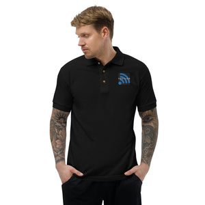 Veltios Embroidered Polo Shirt