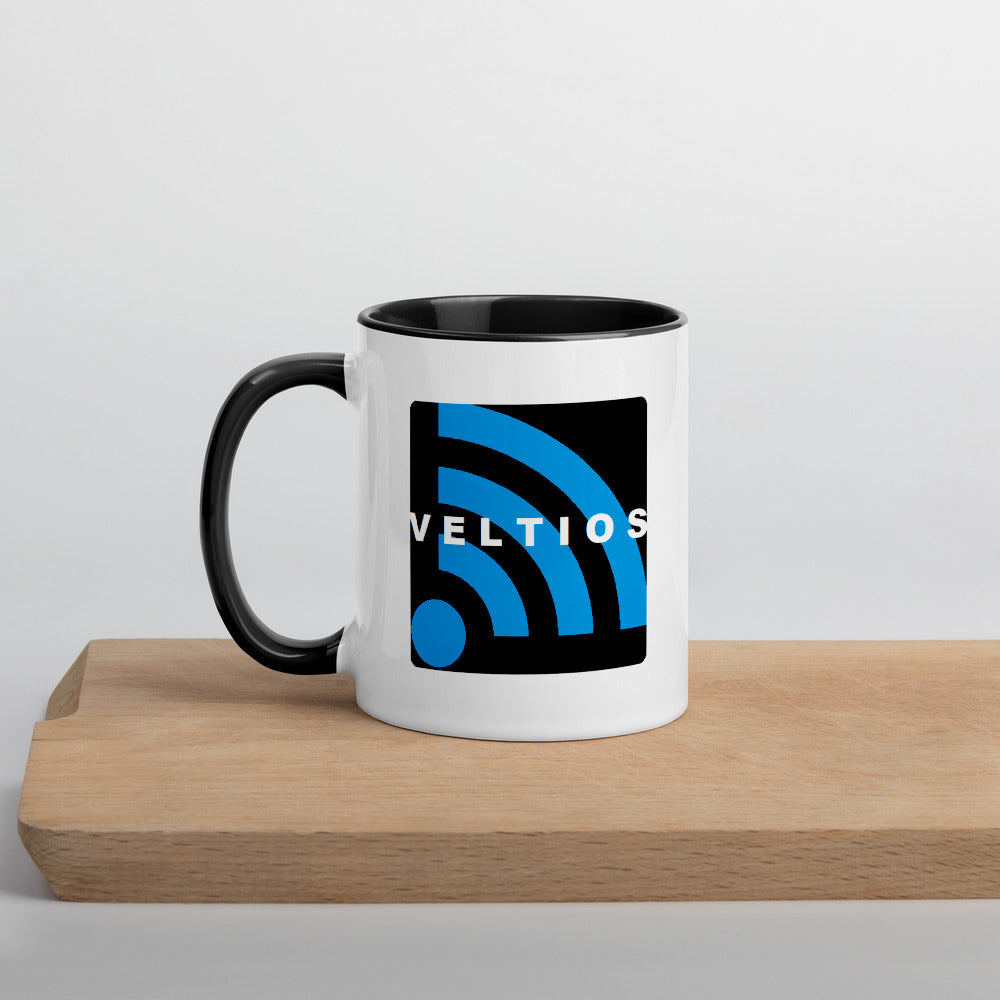 Veltios Two-Color Mug