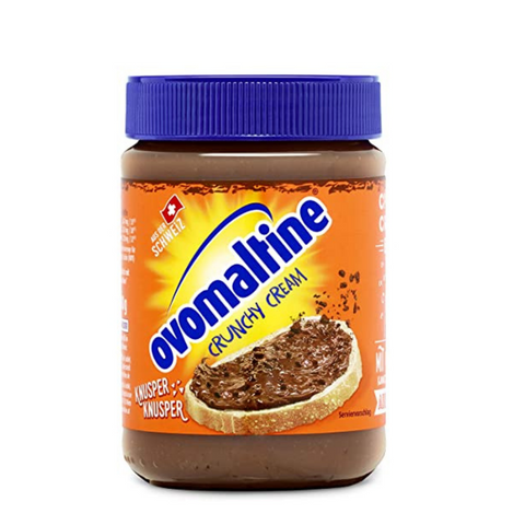 Ovomaltine Crunchy Cream Chocolate Spread