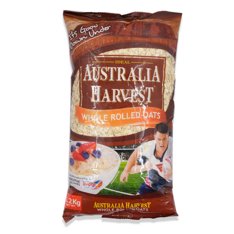 Australia's Harvest Whole Rolled Oats